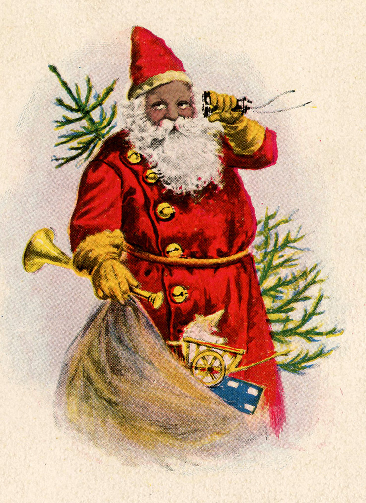 black+santa+vintage+image+graphicsfairy